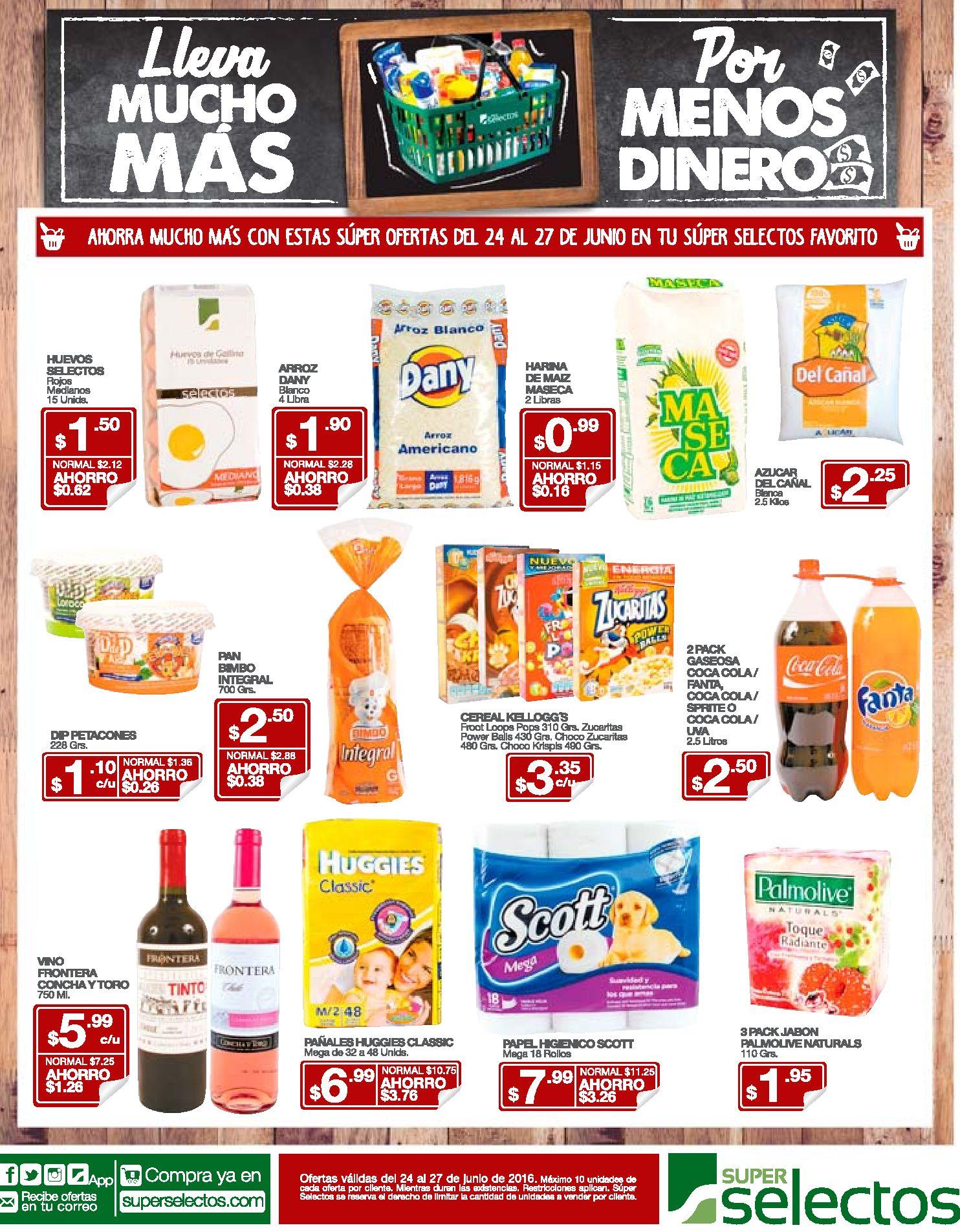 Ofertas de los productos mas vendidos en super selectos ofertas ahora - Articulos mas vendidos ...