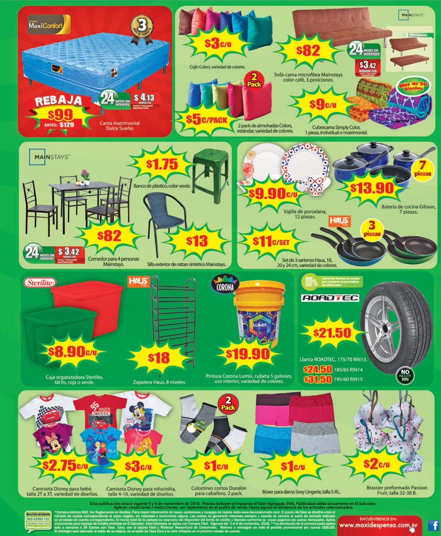 Articulos de hogar en el dia mas barato 2016 de maxi for Articulos decoracion hogar baratos