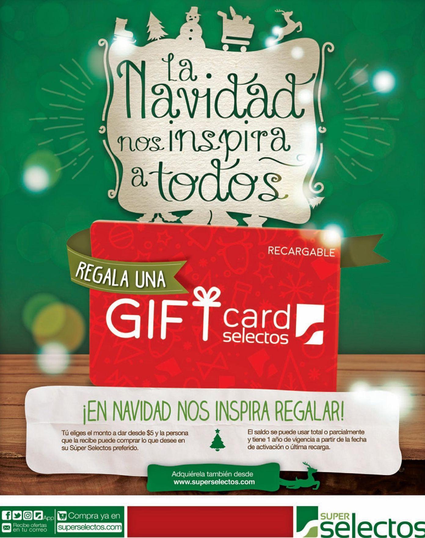 Cuanto cuestan las gift card de super selectos ofertas ahora for Cuanto cuestan las albercas en walmart
