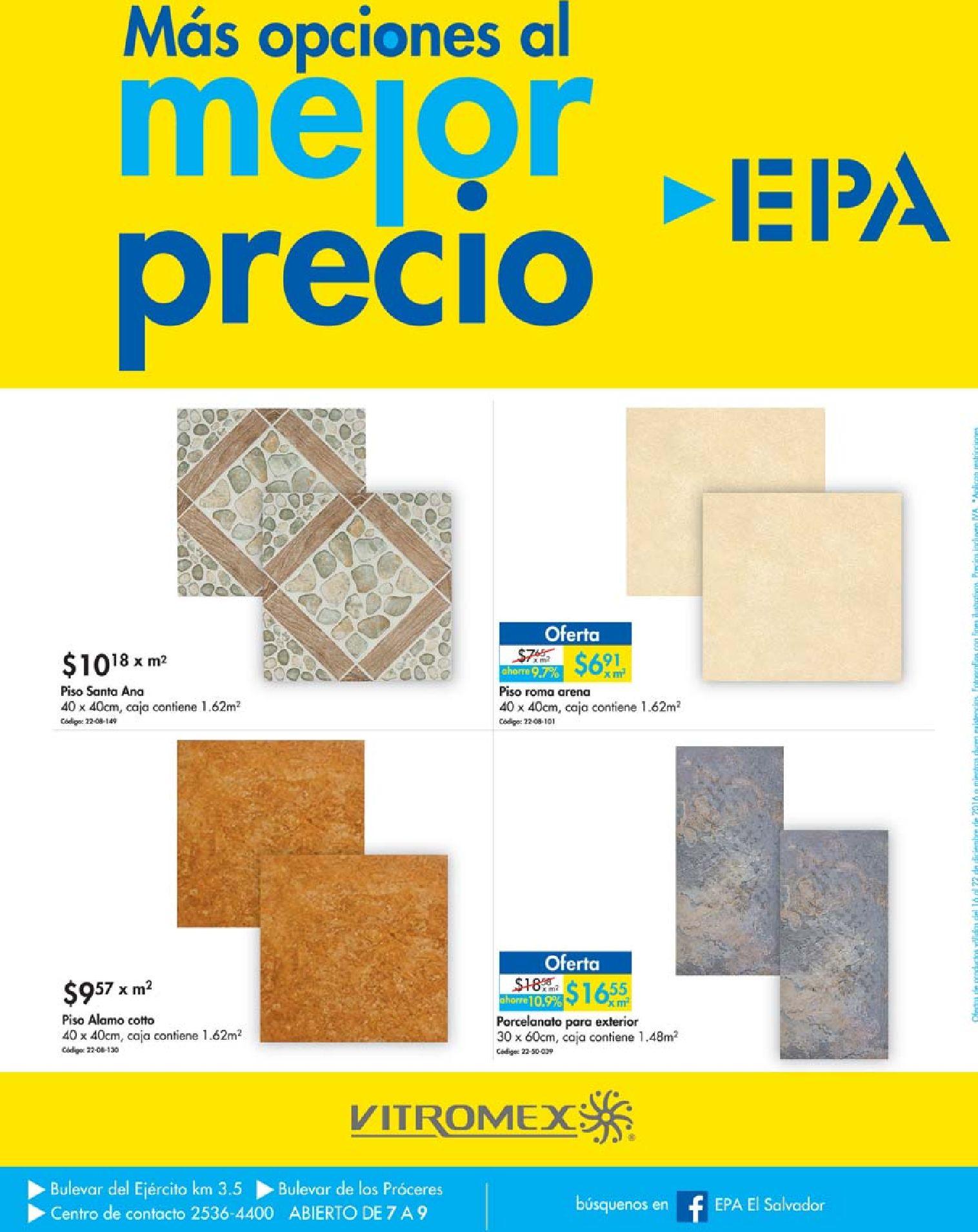 Pisos ceramicos en epa de la marca vitromex ofertas ahora for Pisos ceramicos en oferta