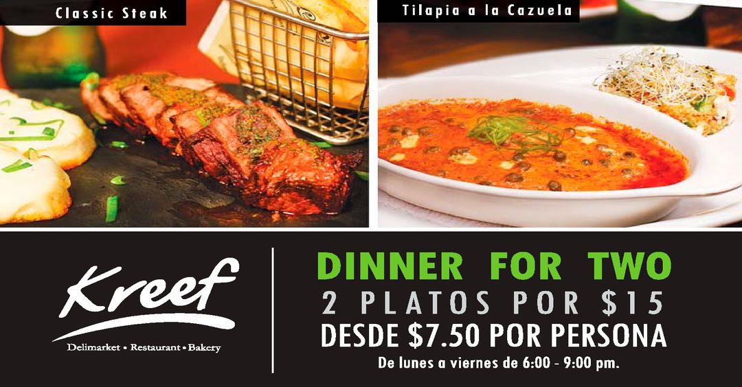 Delimarket salvadorean KRREF restaurant