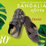 Todo el inventario de sandalias para ir de vacaciones 2017
