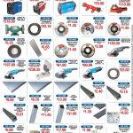 VIDUC sv materiales de metal mecanico y obra de banco