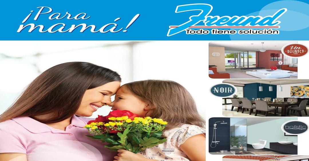 catalogo Ofertas FREUND mothers day 2017