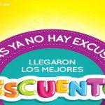 Descuentos y Promociones 2x1 en JUGUETON el salvador junio 2017