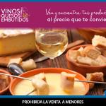 Festival de vinos quesos y embutidos