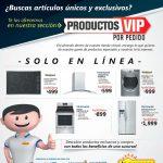LA Curacao productos VIP via tienda en linea
