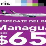 Viaja a NICARAGUA via volaris con este precio bajo