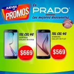 celulares SAMSUNG con ofertas en PRADO sv