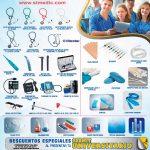 Equipo medico hopistalarios promociones ST MEDIC sv