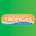 Logo almacenes tropigas el salvador