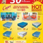 CAMAS capri con 30 off de descuento en LA CURACAO HOTWEEKEND