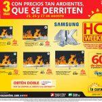 hot weekend 2017 Tecnologia 4k video pantalla ultra HD