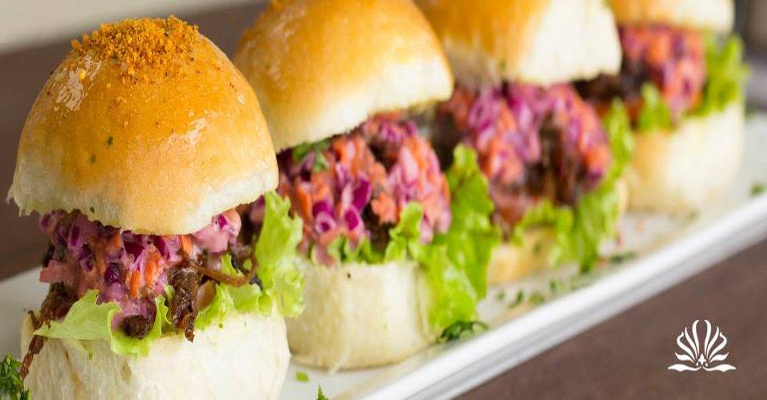las nuevas hamburguesas de clavo y canela