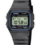 reloj clasico Casio F-91