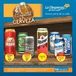 Especial de cervezas para recibir a OKTOBER FEST 2017