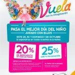 JUGUETON celebrando el dia del niño 2017