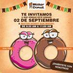 Mister Donut promo 2x1 en san miguel