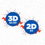 Ofertas en peliculas en formato 3D y 2D