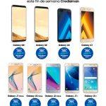 TODA la linea de telefonos SAMSUNG con descuentos SIMAN