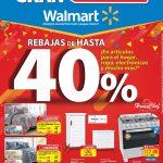 WALMART cierra septiembre con rebajas y liquidaciones