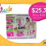 juegos y set de cocina para niñas