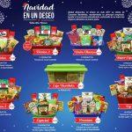 Global alimentos el salvador canastas navideñas 2017