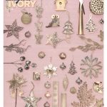 VIDRI el salvador Merry Christmas collection ELEGANT IVORY