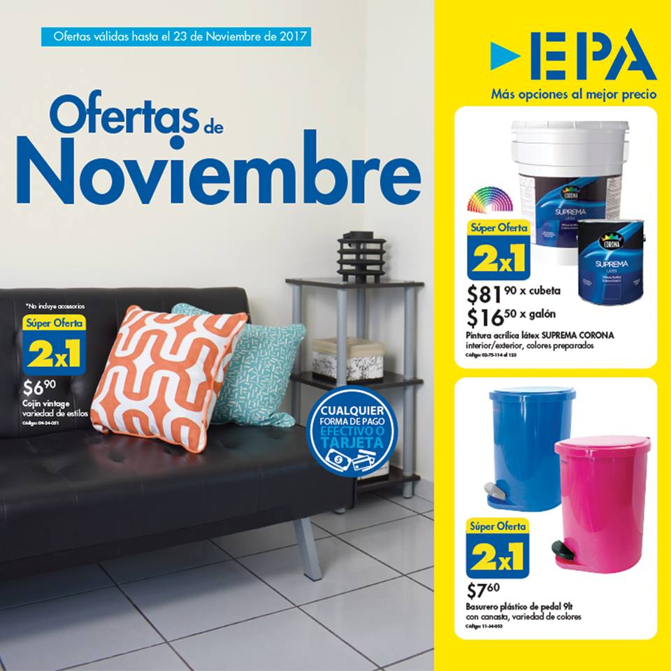 Catalogo de ofertas black epa ferreteria el salvador 2017 - Hogarium catalogo de ofertas ...