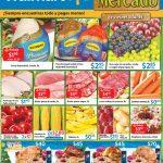 Dias de mercados en tus compras de super WALMART - 15dic17
