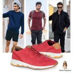 HUSH puppies tennis shoes trend outfit