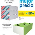 ULTRA LIGHT tablaroca de ferreteria epa