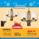 armonia y calidez con decoracion de lamparas led