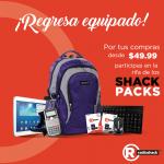 Promociones de regreso a clases 2018 de Tiendas RadioSHack