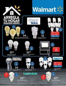 Arregla tu hogar pagando menos con tiendas WALMART 2018