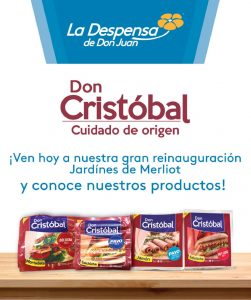 Embutidos Don Cristobal en La despensa de don juan