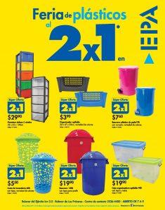La feria de plasticos 2x1 en ferreterias epa - 09feb18