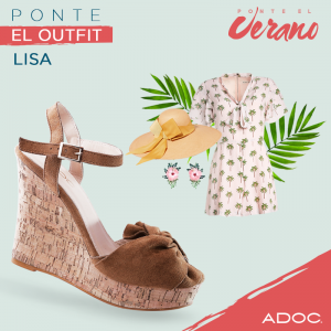 ADOC outfit for summer 2018 platforms