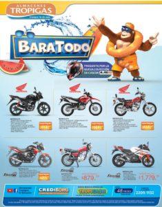 De vacaciones en tu moto HONDA nueva