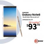 ofertas de verano radio shack smartphone samsung galaxy note 8
