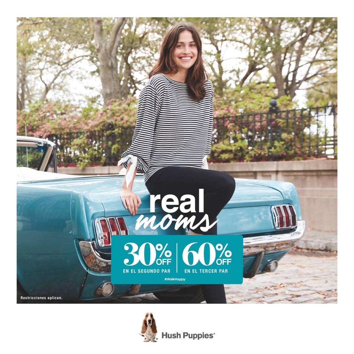 Promocion y descuentos en calzado para mama abril 2018