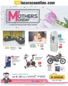 MONTHERS monday sale en la curacao online