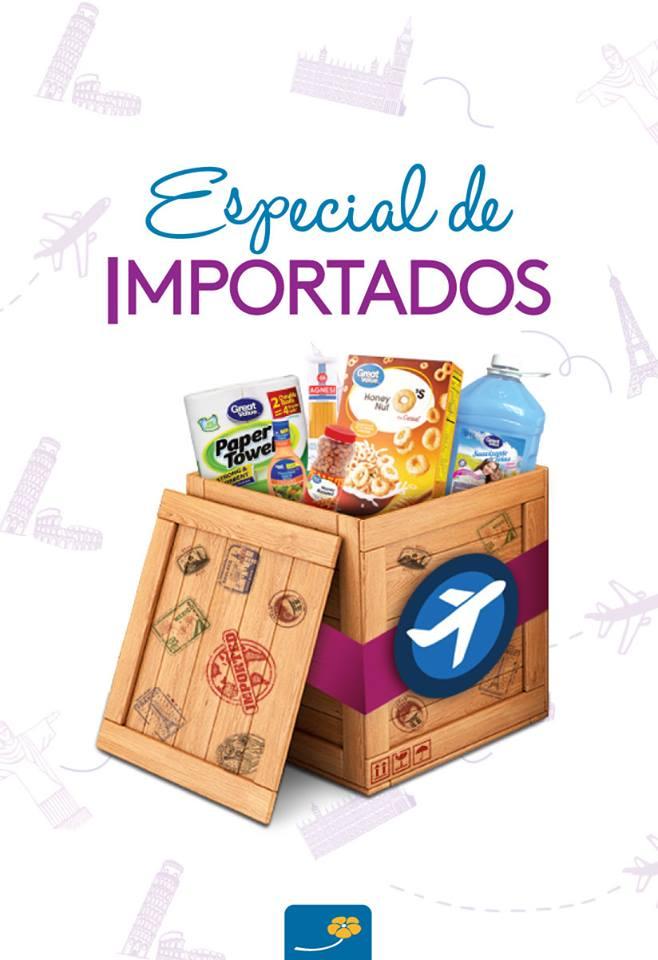 toda la informacion de las ofertas de productos importados