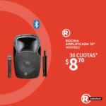 Radioshack ofertas en bocinas amplificadas